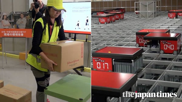 Robotic stock system to help medical logistics