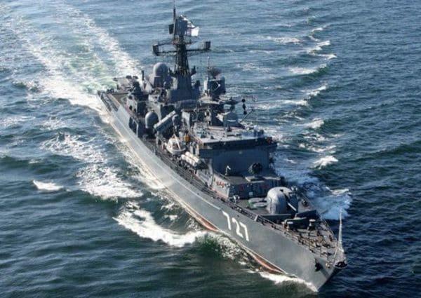 中国に続いてロシアにも、なめられる米海軍