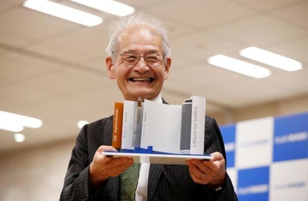 吉野 リチウム イオン 電池