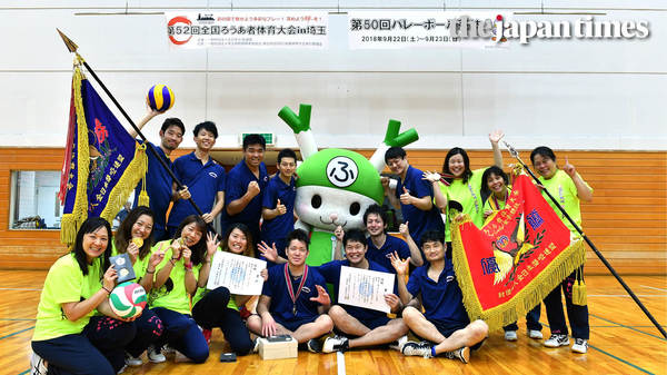 "Deaf community looks to bringing their ""own"" Olympics to Japan after 2020"