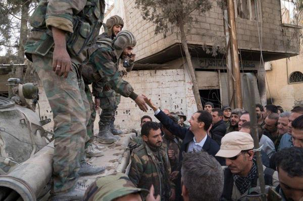 シリア内戦、アサドの空虚な勝利...