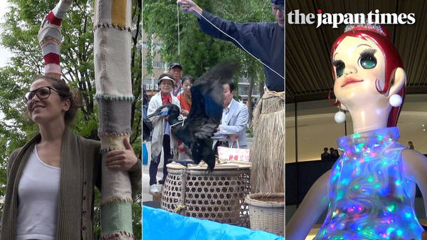 Art, fishing and festivals: Golden Week in Tokyo 2018