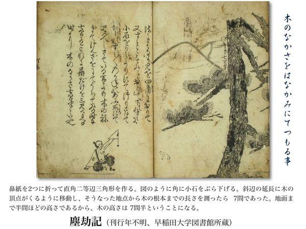数学を楽しみ追求していた江戸時代の日本人
