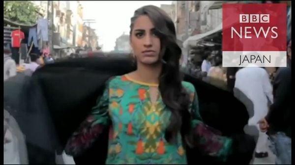 パキスタンで女性たちがフラッシュモブ 各方面から反発