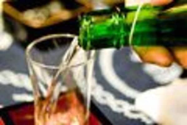 日本酒から「バブル」誕生