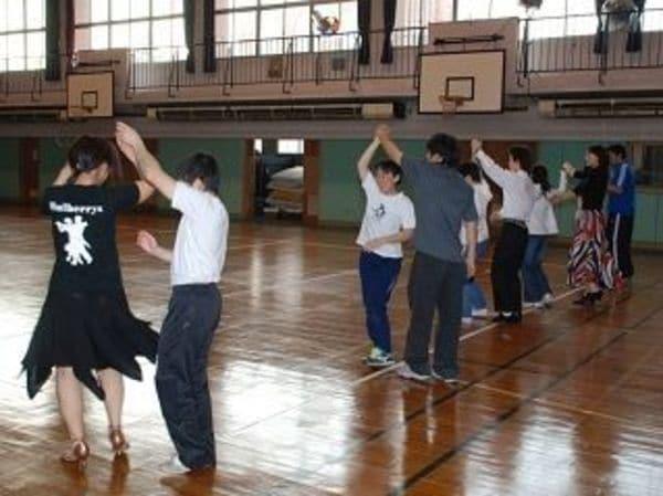 世界初のブラインドダンス競技会と恐れていた再々発