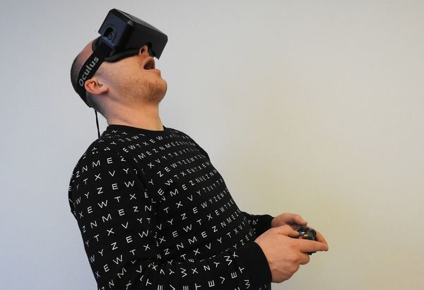 VRがアミューズメントを変える
