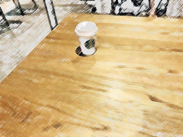 カフェで座れる席を増やすために客ができることは?