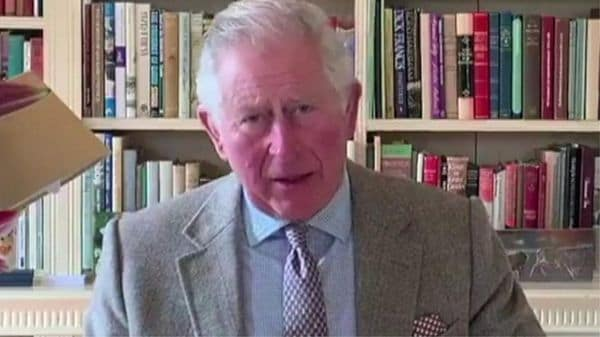 感染していたチャールズ英皇太子が回復 「奇妙で腹立たしい」経験を語る