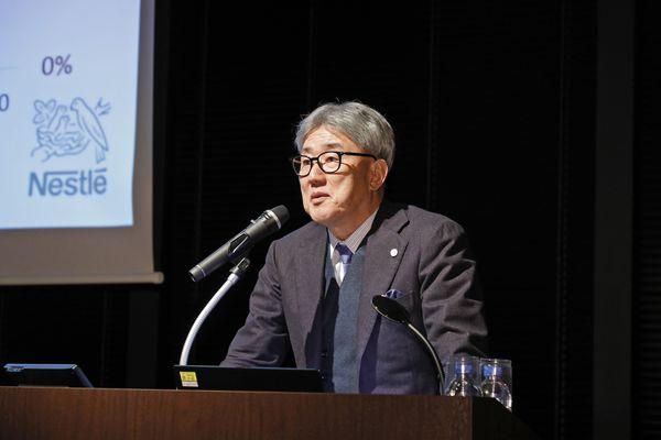 ネスレ日本、「21世紀型イノベーション」実現の道