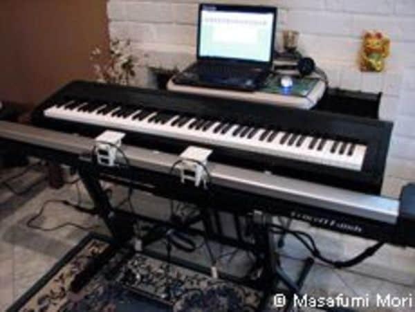 ピアニスト養成ギプスで、あなたも名演奏家!