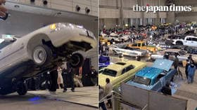 Lowrider Super Show Japan 2017 at Makuhari Messe