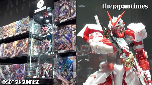 A Visit to Gundam Base Tokyo in Odaiba
