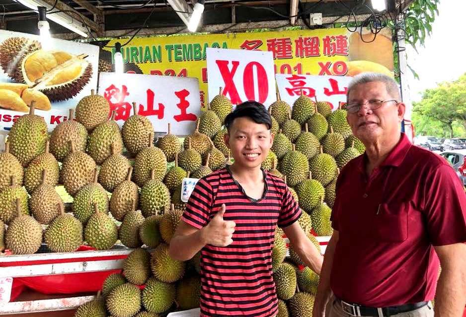 中国がドリアン爆買い、マレーシア属国化への序章