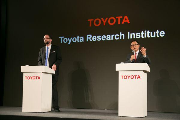 トヨタがシリコンバレーに新拠点を開設する理由