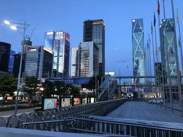 超急成長都市「深圳」で体験した「中国の現在」