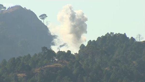 カシミール地方めぐり印パの緊張高まる BBCが最前線で独自取材