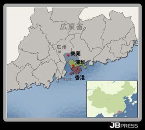 華南で活躍する「ものづくり日僑」