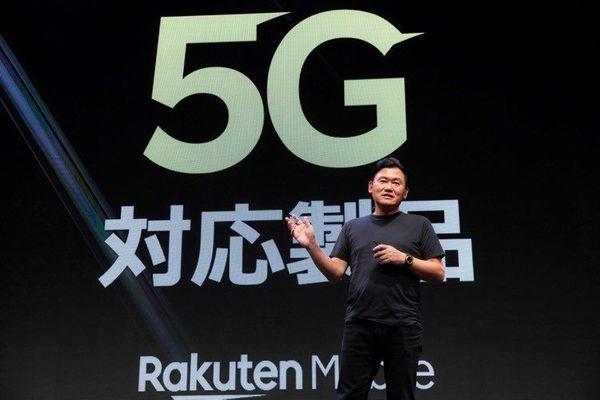 5g 楽天 5G