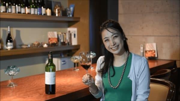 今日のワインはこれ「ルバイヤート マスカットベーリーA」