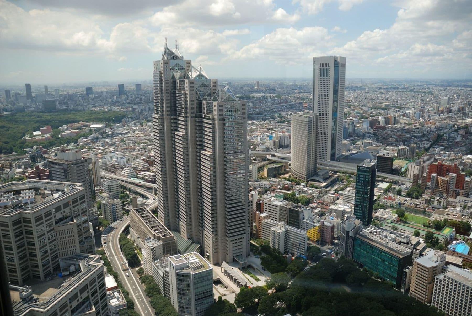 2020年以後も価値が高まり続ける新宿 東京大改造