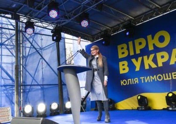 オリガルヒ代理戦争? ウクライナ大統領選が火ぶた