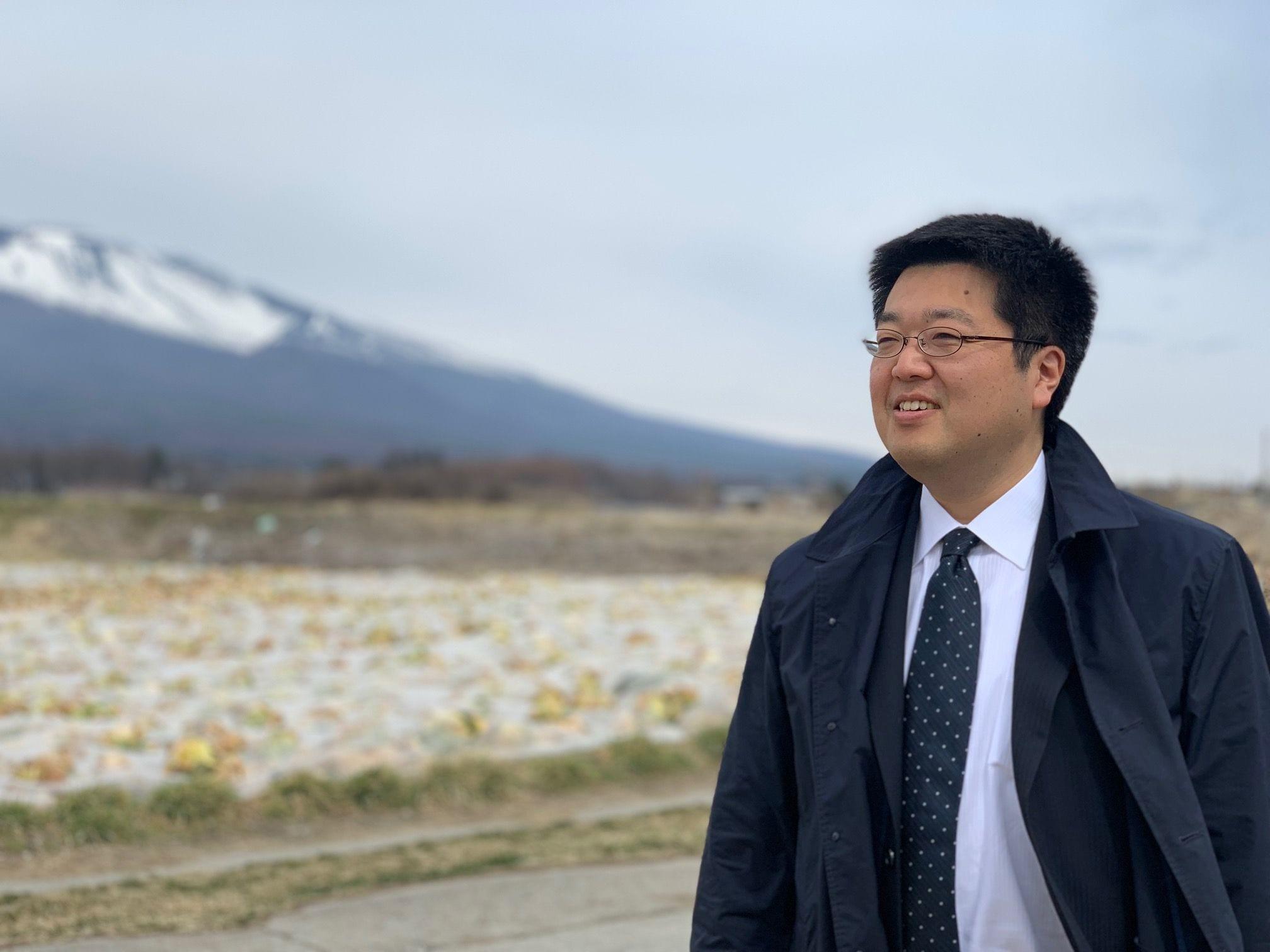 """移住して5カ月、41歳の""""よそ者""""が町長になるまで"""