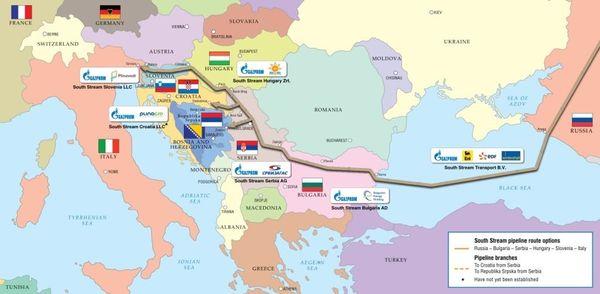 エネルギー問題に戦場を移した欧米・ロシアの対立