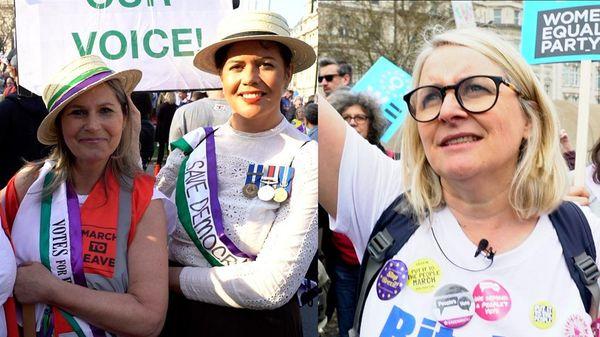 ブレグジットに女性の声は反映されている? 両陣営の主張