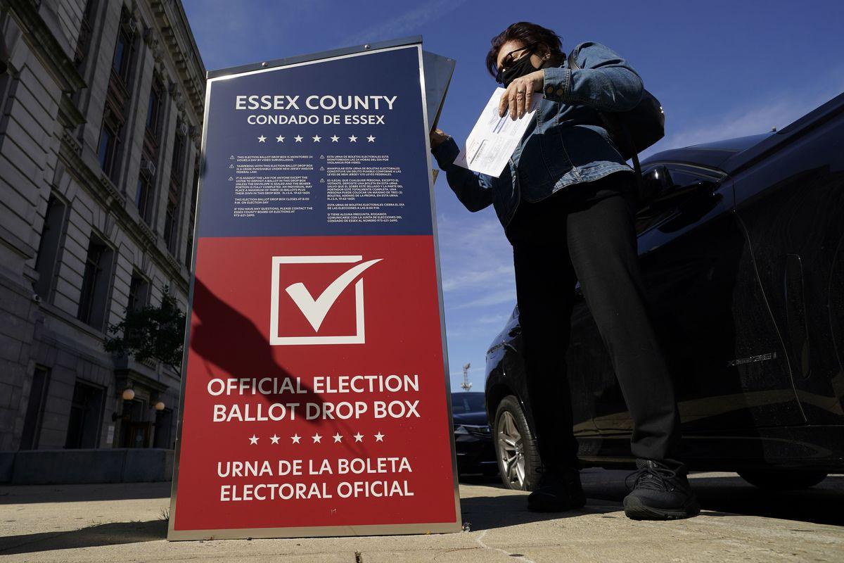 点 郵便 投票 問題