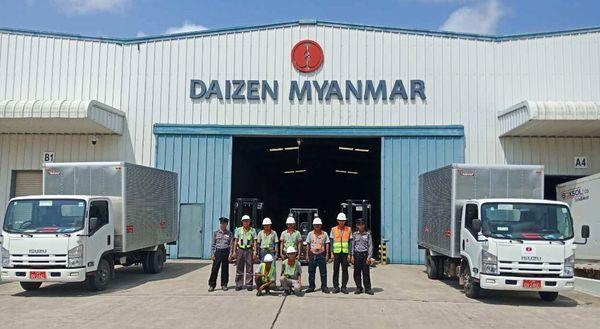 ミャンマーで物流革命に挑む日本人兄弟