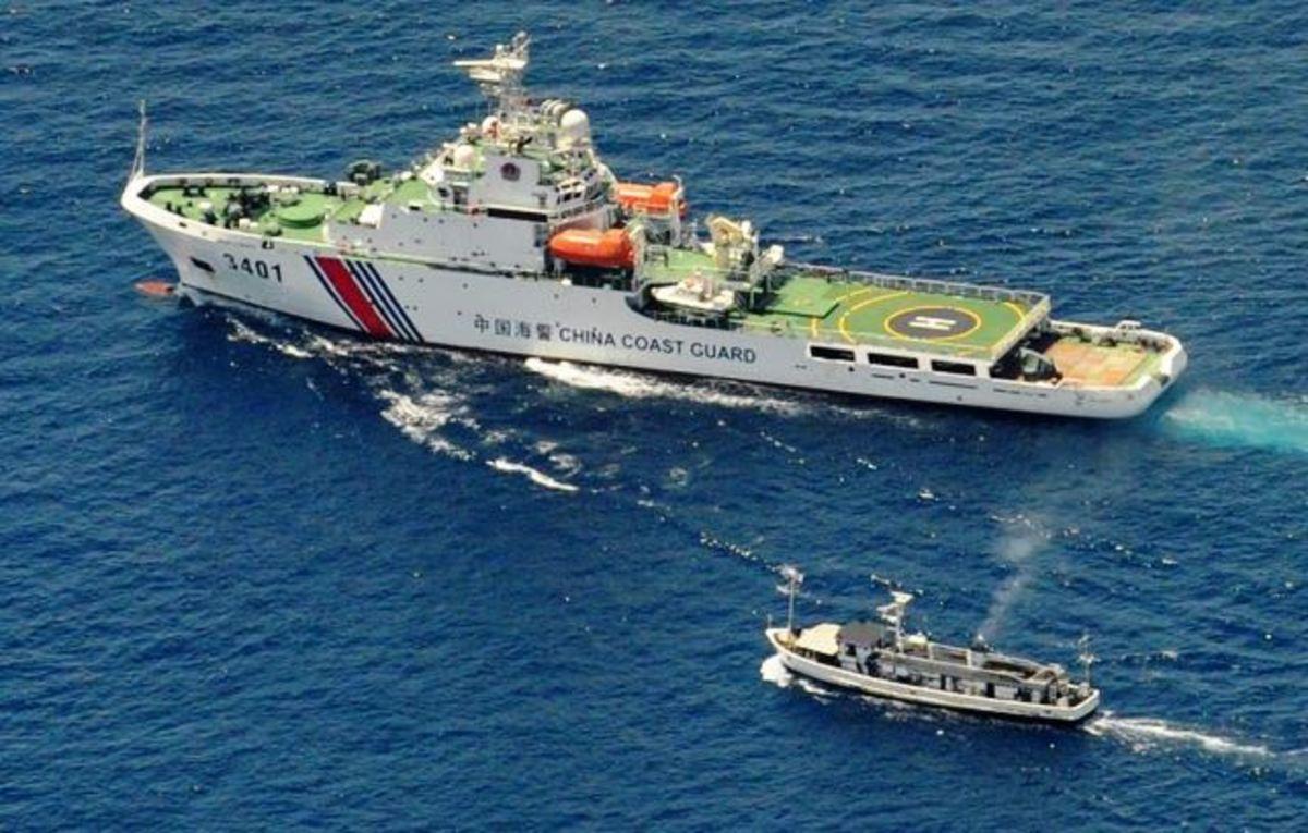 中国のサラミ・スライス戦略、キャベツ戦術の脅威