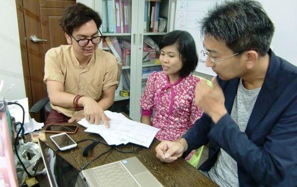 報道の自由を手にしたミャンマー、日本人が大貢献