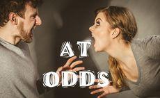 #103: at oddsの用法/「顔認証」は英語で?(ボキャビル・カレッジ・第103回)
