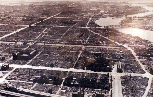 戦後、焼野原の日本はこうして財政を立て直した