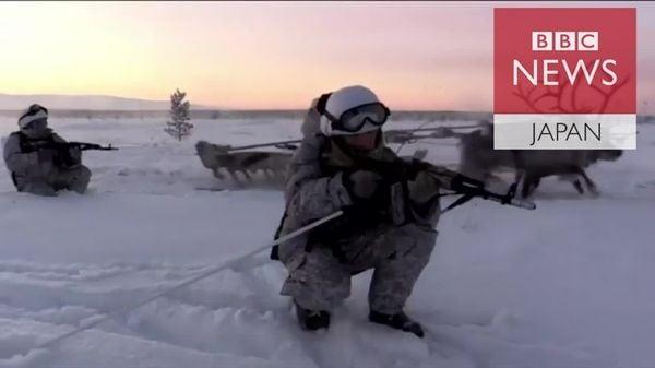 ロシアが北極圏で軍増強、警戒強める西側