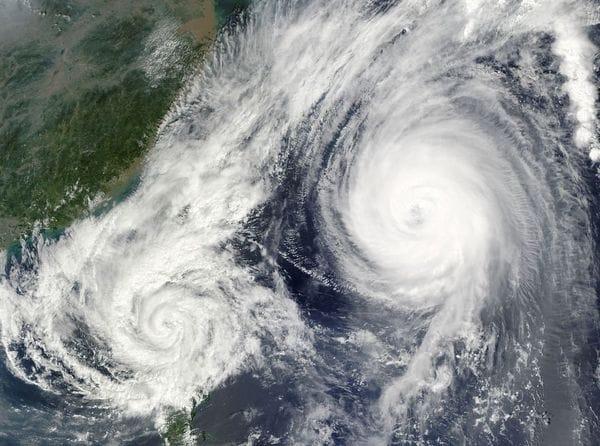 世界のどこでどんな自然災害が起きるのか
