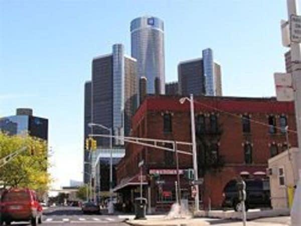 GM帝国崩壊、デトロイトの終焉