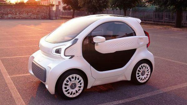 3Dプリンターに過度な期待は禁物、自動車は作れない