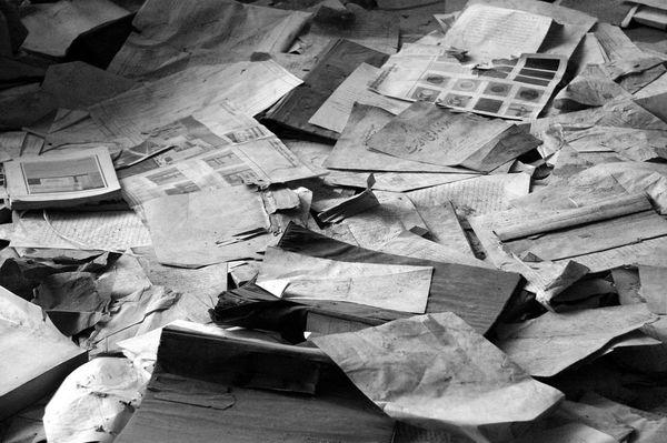 新聞紙を破いて思いついた中国での画期的新ビジネス