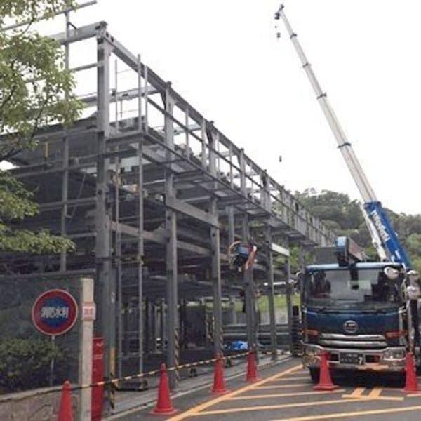 機械式駐車場の撤去が始まった熱海、その理由
