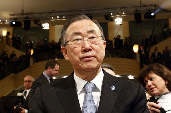 悪評ふんぷん、またやらかした国連事務総長