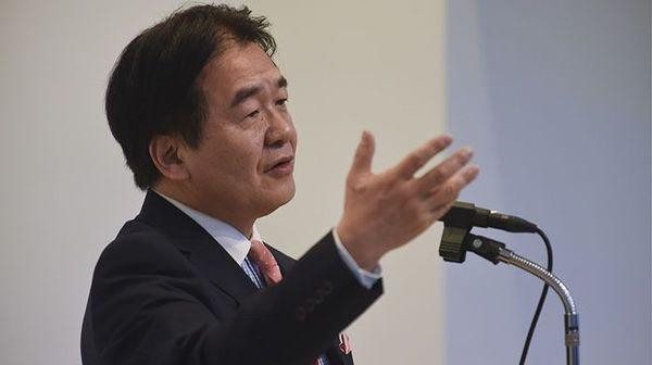 竹中平蔵氏「世界を舞台に活躍する君たちへ」