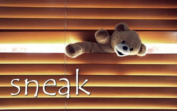 #072: sneakの用法(ボキャビル・カレッジ・第72回)