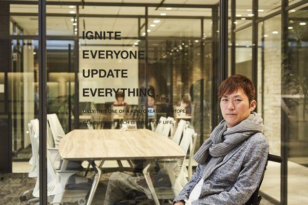 innovators 情熱のカラクリ 第6回:ワントゥーテンホールディングス 澤邊 芳明氏