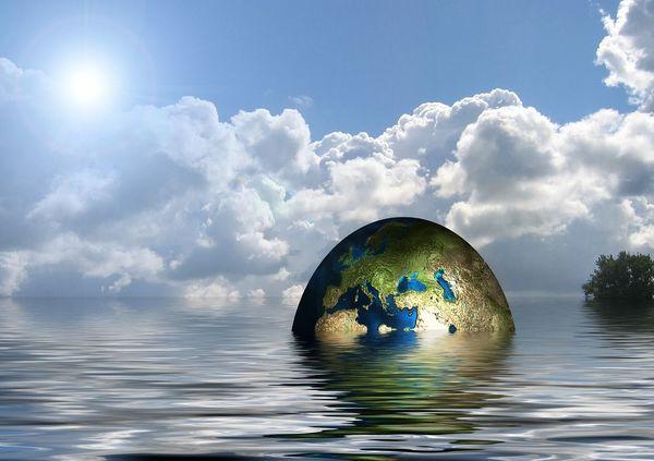 温暖化で地球が傾く!?