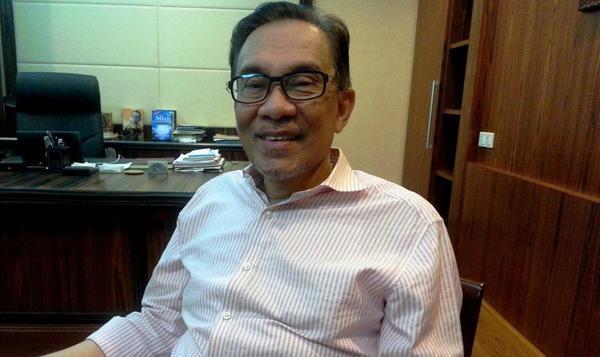 """マレーシア""""陰の首相""""、戦略的パートナー日本に期待"""