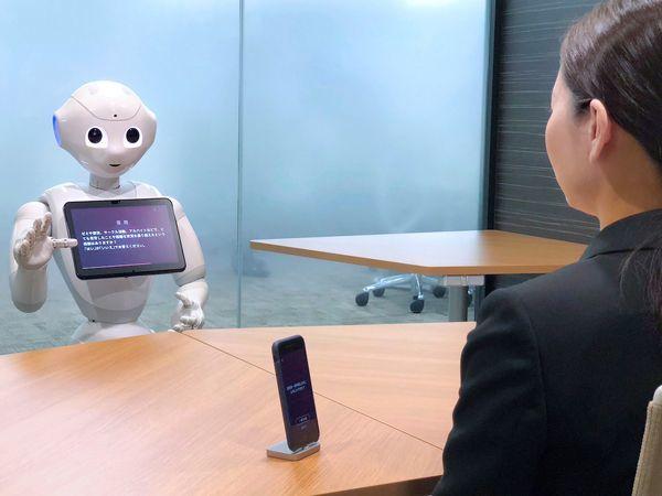 AIが話し手へ、採用面接官やアナウンサーになる日