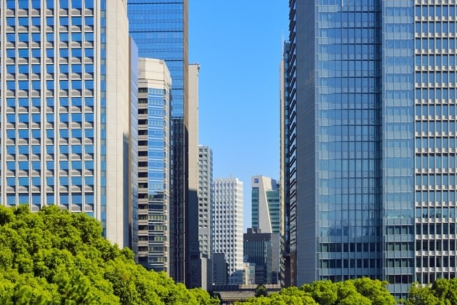 世界有数の国際ビジネス拠点、大手町が華麗に進化中 グローバル ...