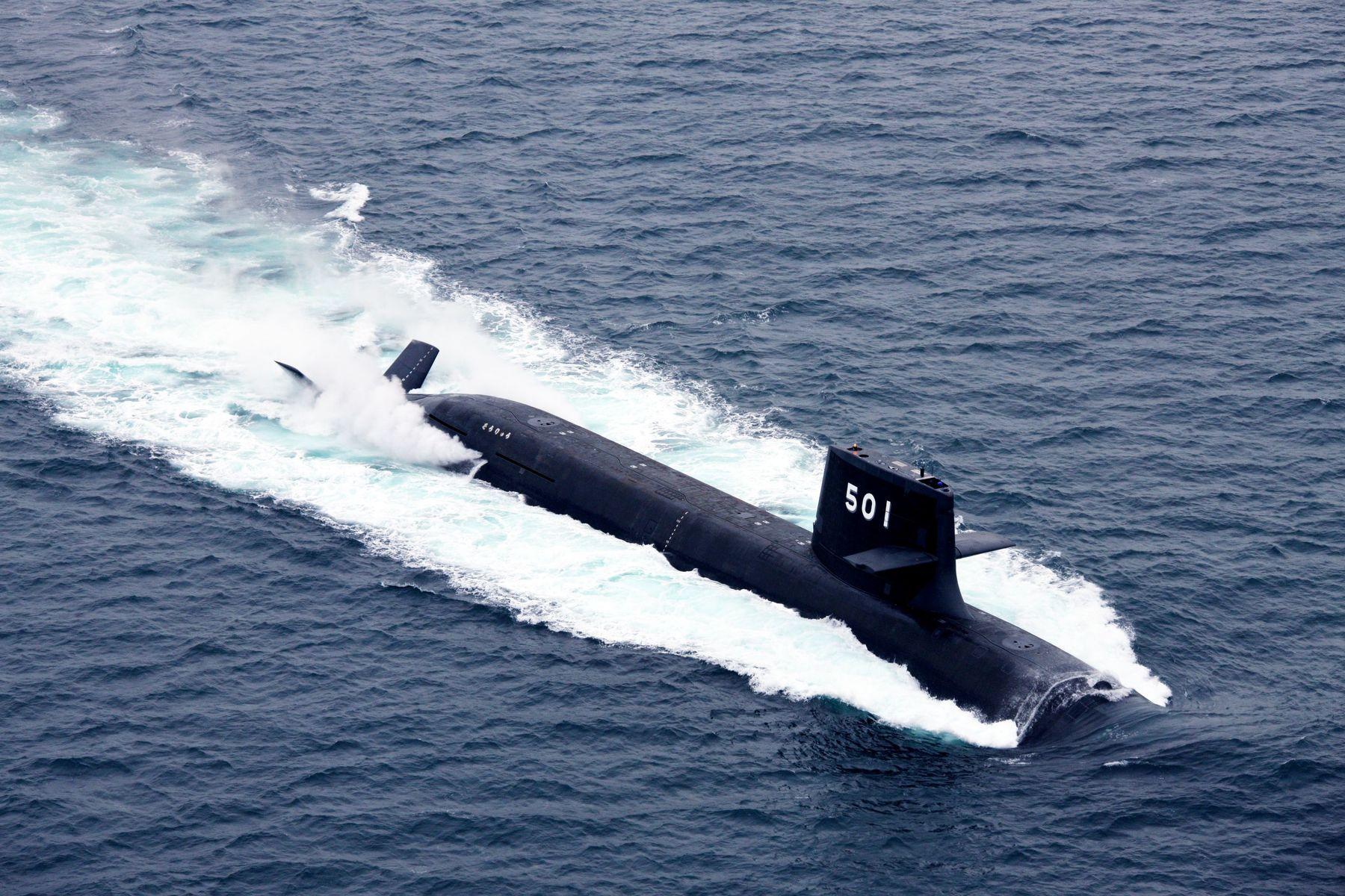 潜水艦の時代は終わる? 英国議会報告書が警告